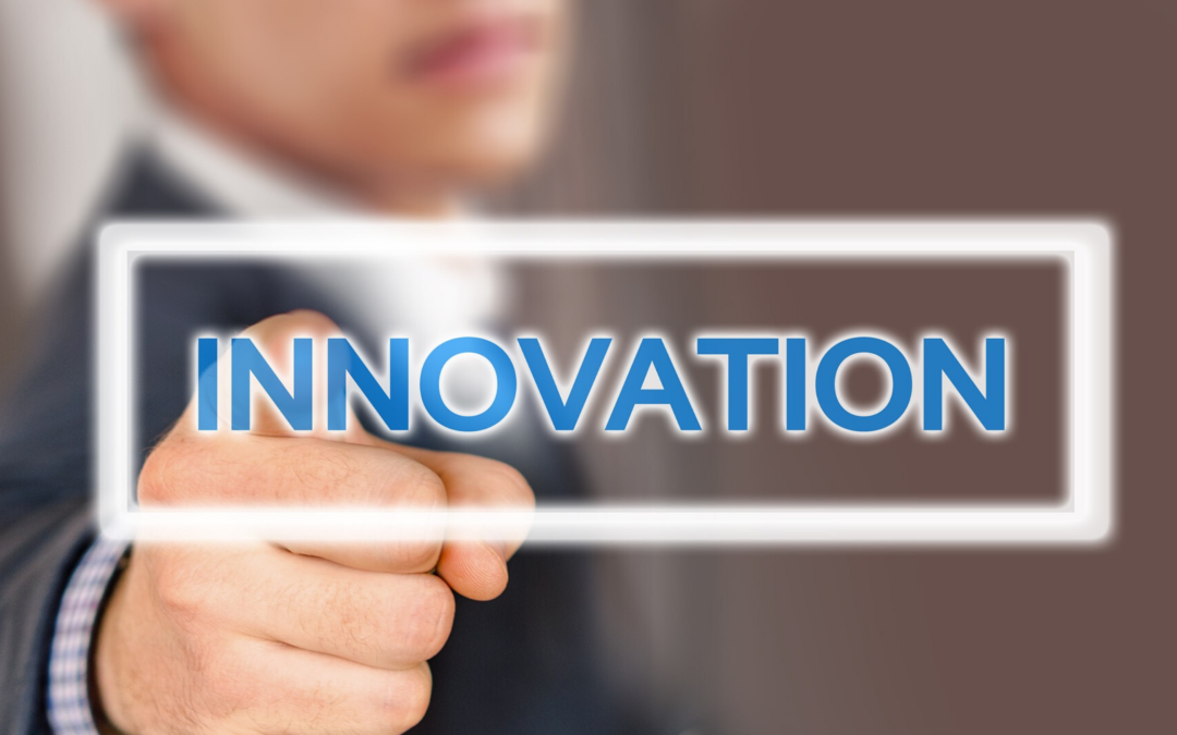 Innovate your business: Adopting new technology
