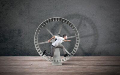 Growing a business? Are you stuck in your hamster wheel?